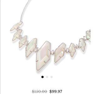 Kendra Scott Berniece Collar Necklace Iridescent